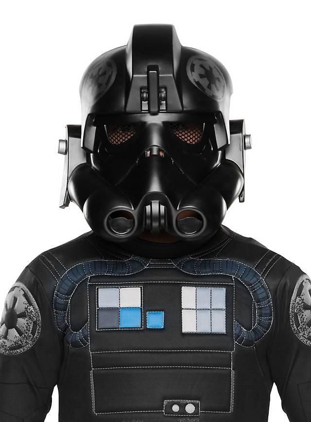 sc 1 st  Maskworld & Star Wars Tie Fighter Pilot Kids Costume - maskworld.com